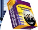 Thumbnail **NEW** Autoresponder Unlimited   With Master Resale Rights