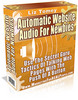 Thumbnail **Brand New** Automatic Website Audio for Newbies  With Master Resale Rights
