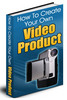 Thumbnail *NEW* How To Create Your Own Video Product ! Master Resale Rights included.
