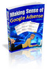 Thumbnail *NEW* Making Sense Of Google Adsense ! Master Resale Rights included.