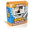 Thumbnail *NEW* Buy Me A Word Script With Master Resale Rights