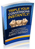 Thumbnail *NEW* Triple Your  Conversions, Instantly With Private Labels Rights