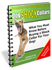 Thumbnail *NEW* Dog Shock Collars   Everything You Need To Know Before Buying A Collar For Your Dog  With Master Resale Rights