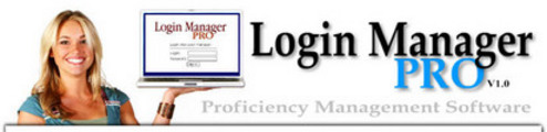 Thumbnail *NEW* Login Manager Pro  With Resale Rights