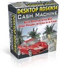 Thumbnail Desktop Adsense Cash Machine  With Resale Rights