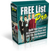 Thumbnail *NEW* Free List Pro with Resale Rights