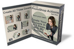 Thumbnail NEW* The Lost PhotoShop Actions - Create Images With 2 Easy Steps   With Resale Rights