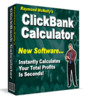 Thumbnail Click bank Calculator - Start Calculating your Total profits