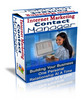 Thumbnail Internet Marketing Contact Manager With Master Resale Rights