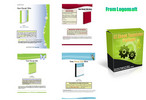 Thumbnail *NEW*  EZeBookTemplatePackage V4 WIth MRR
