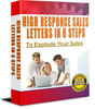 Thumbnail *NEW* High Response Sales Letters To Explode Your Sales