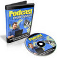 Thumbnail Podcast Profits System With Master Resell RIghts.