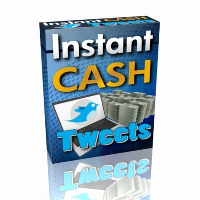 Pay for NEW Instant Cash Tweets  With PLR