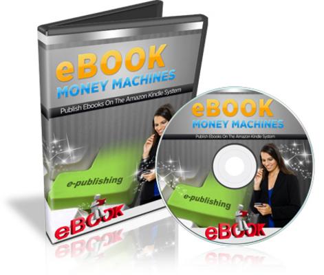 Pay for Best Seller ! eBook Money Machines 6 Part Videos + Resale