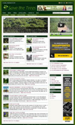 Pay for Trees Niche Blog Package High Quality
