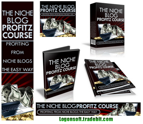 Pay for NEW! The Niche Blog Profitz Course VIdeos  + Sales Page + RR