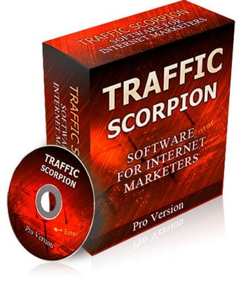 Pay for NEW! Traffic Scorpion Software
