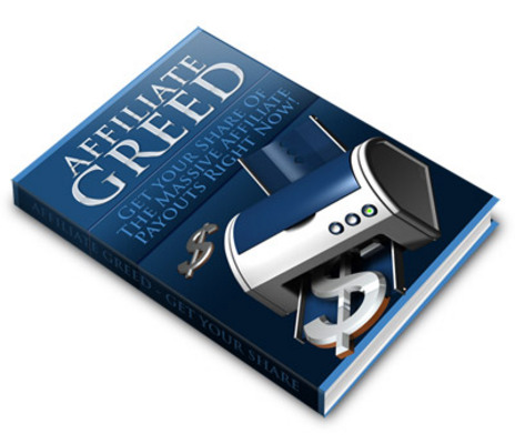 Free NEW! Affiliate Greed eBook With MRR Download thumbnail