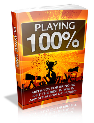 Free NEW! Playing 100 Ebook With MRR* Download thumbnail