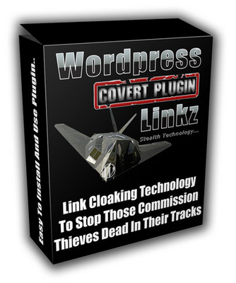 Pay for NEW!* Wordpress Covert Linkz With MRR*
