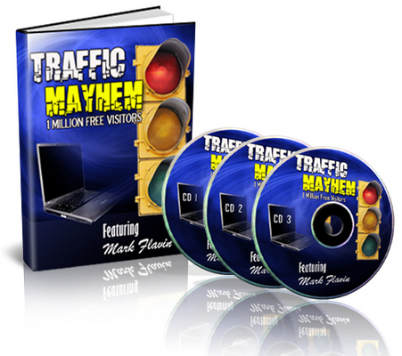 Pay for **NEW** Traffic Mayhem With Resale rights
