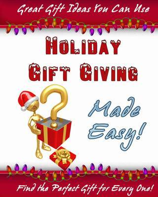 Pay for **NEW** Holiday Gift Giving Made Easy   With Master resale Rights
