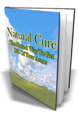 Pay for **NEW** Natural Cure; The Natural Way To Get Rid Of Your Acme !Master Resale Rights included.