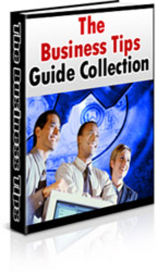 Pay for 200 Business Tips Collection With Master Resale Rights