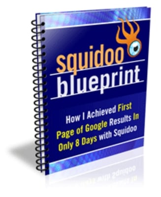 Pay for **NEW**  Squidoo Blueprint With Master Resale  Rights