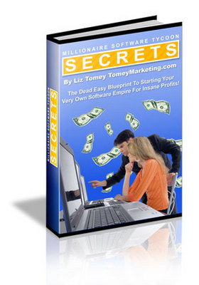 Pay for **NEW** Millionaire Software Tycoon Secrets With Master Resale Rights