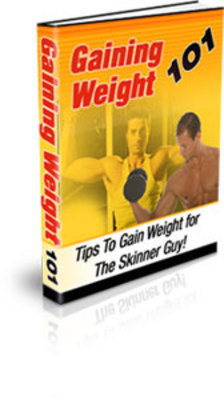 Pay for **NEW** Gaining Weight 101 - Discover The Secrets To Gain Weight And Muscle  With Master Resale Rights