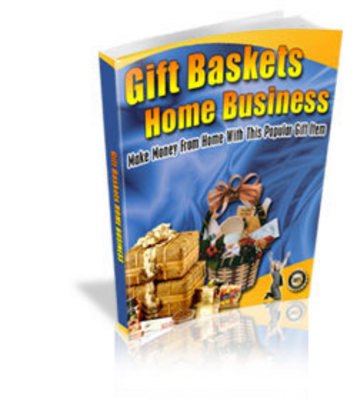 Pay for **NEW** Gift Baskets Home Businesss With Master Resale Rights