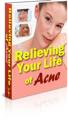 Pay for *NEW* Relieving Your Life of Acne  With Master Resale Rights