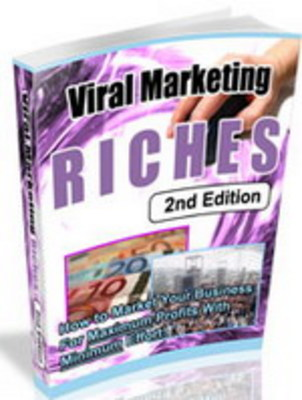 Pay for **NEW** Viral Marketing Riches With Master Resale Rights