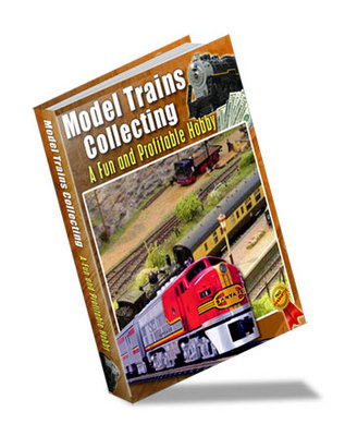 Pay for *NEW* Model Train Collecting ! Master Resale Rights included.