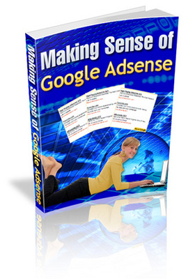 Pay for *NEW* Making Sense Of Google Adsense ! Master Resale Rights included.