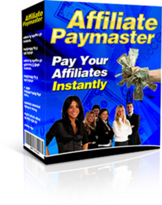 Pay for *NEW* Affiliate Paymaster !Master Resale Rights  Included.