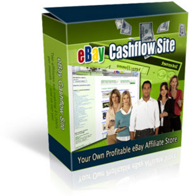 Pay for *NEW* eBay Cashflow Site With Master Resale Rights