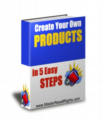 Pay for *NEW* Create Your Own Product In 5 Steps With Private Labels Rights