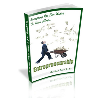 Pay for *NEW* Entrepreneur Manual With Master Resale Rights