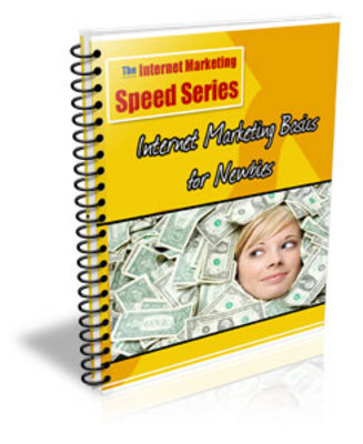 Free *NEW* Internet Marketing Speed Series Package  With Private labels Rights ! 5 Ebooks included. Download thumbnail