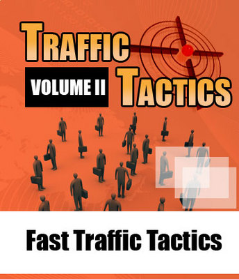 Pay for *NEW* Introducing Traffic Tactics Volume #2 Private labels rights included.
