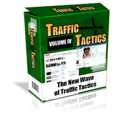 Pay for *NEW* Introducing Traffic Tactics Volume #4 With Private Labels Rights