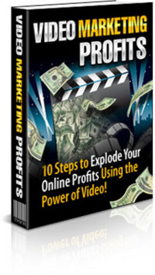 Pay for *NEW*  Video Marketing Profits  With Private Labels Rights
