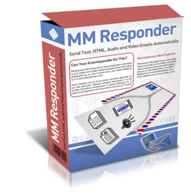 Pay for *NEW* Multi Media Responder With Master Resale Rights