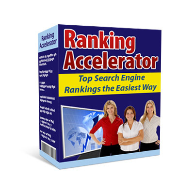 Pay for *NEW* Ranking Accelerator With Master  Resale Rights
