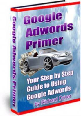 Pay for *NEW* Google Adwords Primer  With Master Resale Rights