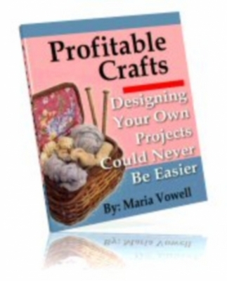 Pay for *NEW* Profitable Crafts - Designing Your Own Projects Could Never Be Easier ! Vol 3-Resale Rights included.