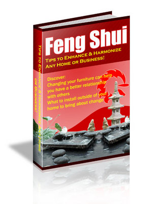 Pay for *NEW* Feng Shui ! Private Labels Rights Included.