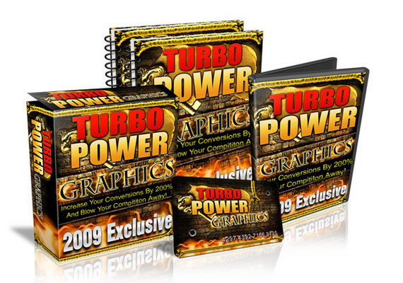 Pay for *NEW* Turbo Power graphics package 2009 With Resale Rights